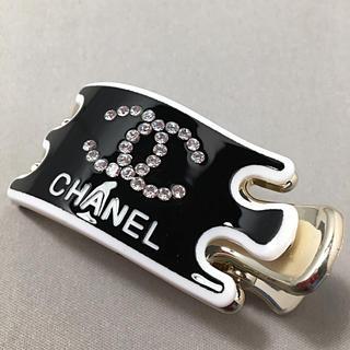 シャネル(CHANEL)のシャネル ヘアクリップ  バレッタ  CHANEL(バレッタ/ヘアクリップ)