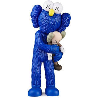 MEDICOM TOY - KAWS Take Figure blue カウズ