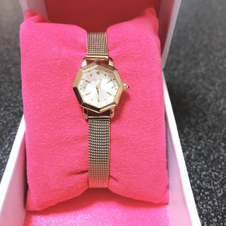 アガット(agete)の定価3.6万 Agete アガット 腕時計 レディース 箱付き(腕時計)