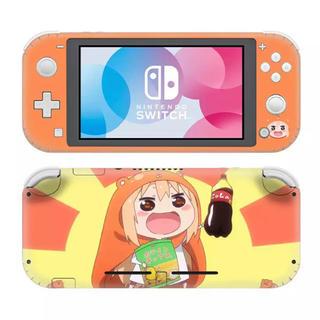 Nintendo Switch - 〖新品〗干物妹うまるちゃん④ SwitchLite 保護スキンシール✦汚れ防止