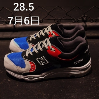 New Balance - NB CM1700 WHIZ LIMITED x mita sneakers