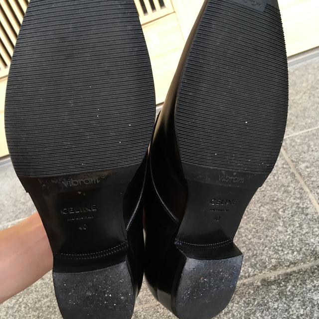 celine(セリーヌ)の専用 登坂着 CELINE  ジャクノ バックルシューズ メンズの靴/シューズ(ドレス/ビジネス)の商品写真