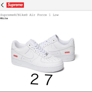 Supreme - Supreme®/Nike® Air Force 1 Low 27
