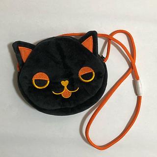 カルディ(KALDI)のカルディ ハロウィン 黒猫ポシェット(ポシェット)