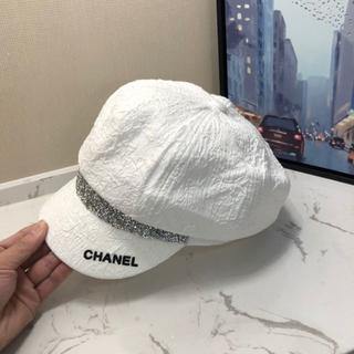 CHANEL - CHANELシャネルの八角帽