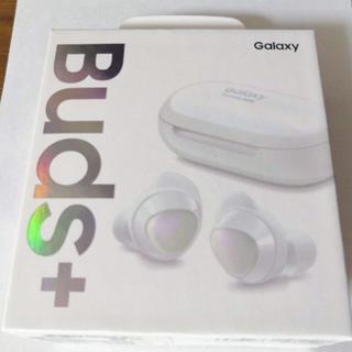 Galaxy - 新品未使用 Galaxy buds+【緊急販売】