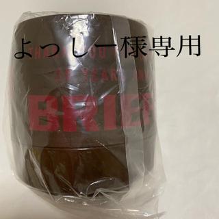 ブリーフィング(BRIEFING)の【 BRIEFING 20th限定 】マグカップ ブラウン(グラス/カップ)