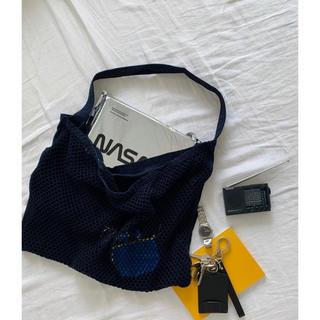 アンユーズド(UNUSED)の即完売 unused mesh bag アンユーズド メッシュショルダーバッグ(ショルダーバッグ)