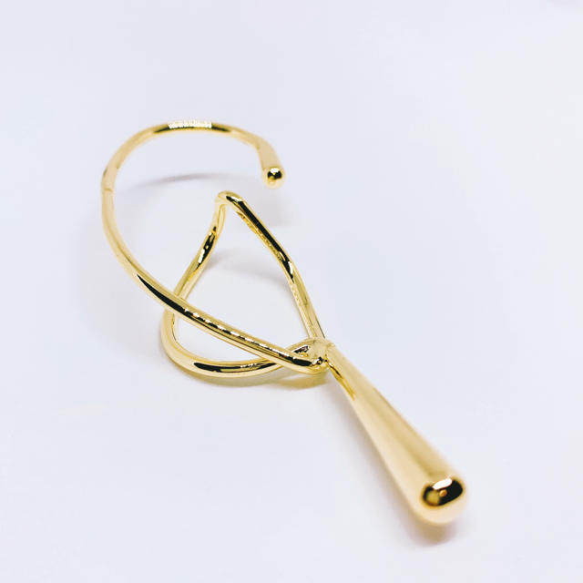 TODAYFUL(トゥデイフル)の大人気♡ イヤカフ(イヤーカフ) 左耳用 金gold/銀silver レディースのアクセサリー(イヤーカフ)の商品写真