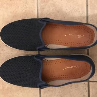 エディフィス(EDIFICE)の《ほぼ新品》エディフィス 靴 Rivieras 27センチ! 43 格安!(スリッポン/モカシン)