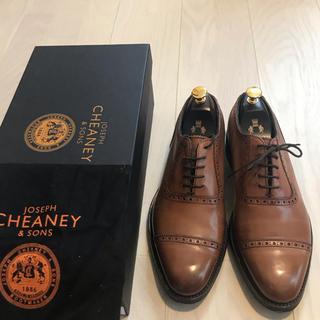 CHEANEY - 美品 着用1回 チーニー   タケオキクチ UK7.5 26.5cm