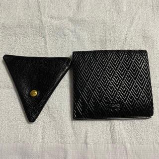 イルビゾンテ(IL BISONTE)のタケオキクチ イルビゾンテ財布(折り財布)