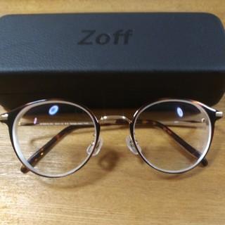 Zoff - Zoff 今期クラシックめがね