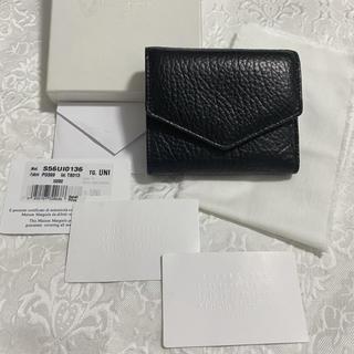 マルタンマルジェラ(Maison Martin Margiela)の正規品 Maison Margielaエンベロープ 三つ折り財布(財布)