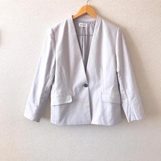 PLST - プラステ 大きいサイズ XXL ジャケット