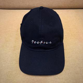 ワンエルディーケーセレクト(1LDK SELECT)の700 FILL Rachel Green Logo Cap - Navy(キャップ)