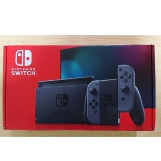 Nintendo Switch - 新型 Nintendo Switch 本体 グレイ