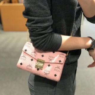 MCM - MCMチェーンパック本物の新品の女性用バッグ【差し迫った金が必要である】