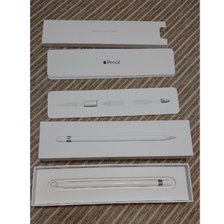 アップル(Apple)のAppleペンシル 第一世代 箱・説明書付き(その他)