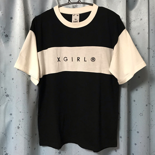 X-girl - 数回のみ Tシャツ