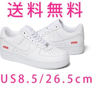 Supreme®/Nike® Air Force 1 Low White