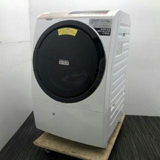 日立 - ◆日立◆HITACHI◆BD-SV110CL◆2019年◆左開き◆ドラム式洗濯乾