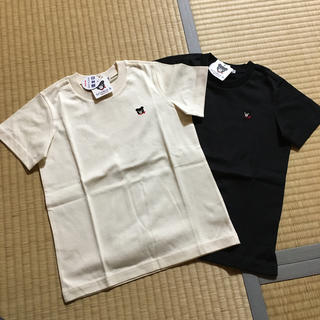 mikihouse - 新品 ミキハウス  ダブルビー   Tシャツ 2枚セット