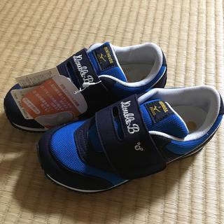 mikihouse - 新品 ミキハウス  ダブルビー   靴 19cm