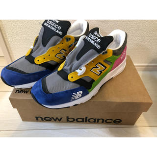 New Balance - new balance sample lab 1530x マルチカラー