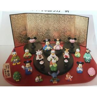 Disney - ディズニー ミッキー&ミニー ひな人形