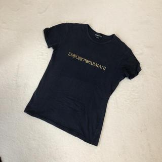 エンポリオアルマーニ(Emporio Armani)のEMPORIO ARMANI Tシャツ②(Tシャツ/カットソー(半袖/袖なし))