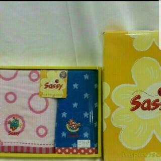 サッシー(Sassy)のお値下げ❗人気🉐Sassy サッシー  タオルセット♦フェイスタオル タオル(タオル/バス用品)