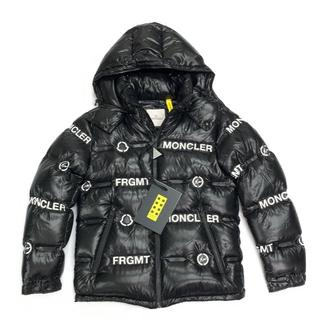 MONCLER - 新品 MONCLER FRAGMENT MAYCONNE ロゴ ダウンジャケット