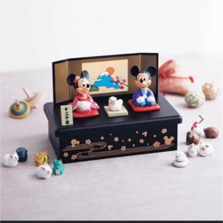 ミッキーマウス - 【新品未使用品】ディズニー 十二支セット ミッキー&ミニー