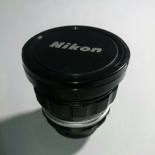 ニコン(Nikon)のニコン NIKKOR-UD Auto 20mm f3.5 Ai改(レンズ(単焦点))