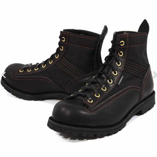 KADOYA MENS ブーツ LOGGER LIGHT サイズ 25.5cm