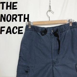 THE NORTH FACE - ノースフェイス カーゴ ハーフ パンツ ネイビー NT-6032 サイズM
