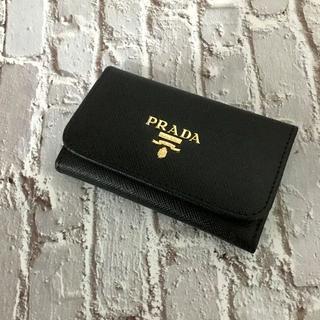プラダ(PRADA)のプラダ キーケース ネロブラック(キーケース)