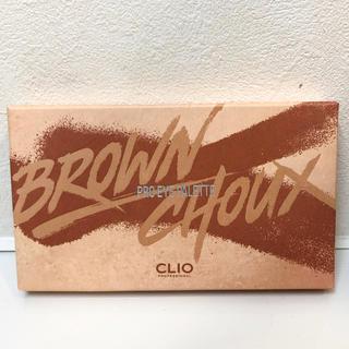 CLIO プロアイパレット 2号 ブラウンシュー 0.6g×10色