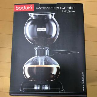 ボダム サイフォン コーヒーメーカー ガス