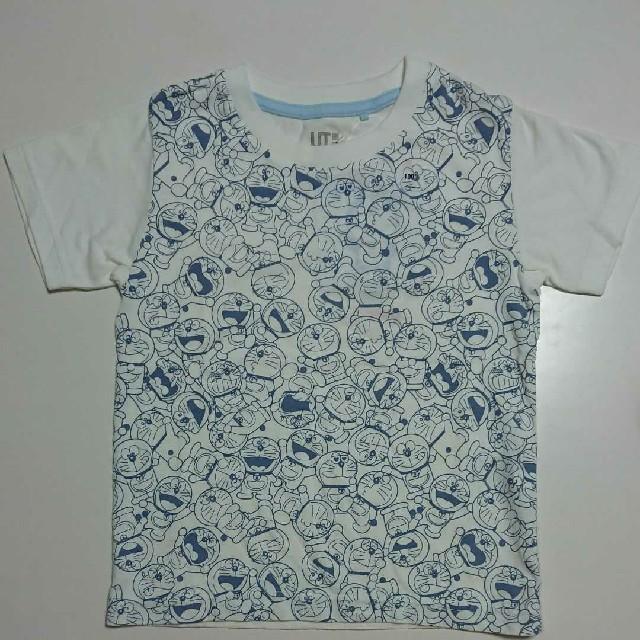 UNIQLO(ユニクロ)の★新品★UNIQLOユニクロ ドラえもんTシャツ 100cm キッズ/ベビー/マタニティのキッズ服男の子用(90cm~)(Tシャツ/カットソー)の商品写真