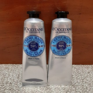 L'OCCITANE - ロクシタン シアバターハンドクリーム 2本セット