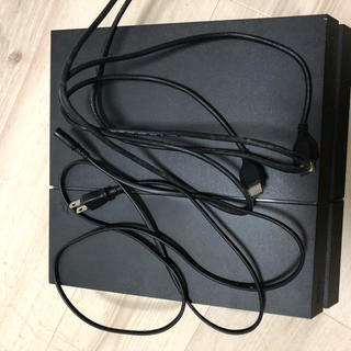 PlayStation4 - プレイステーション4 500GB CUH-1200 ブラックジャンク品