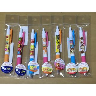 ご当地 SARASA広島限定ZEBRAボールペン 7種類7本セット 新品未開封品