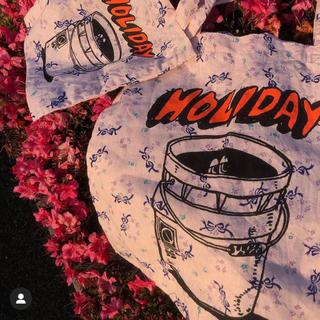 ホリデイ(holiday)の【完売品】holiday  OFFICE LOOPHOLE BAG(トートバッグ)
