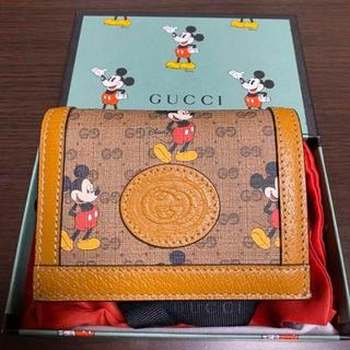 Gucci - GUCCI ミッキー Disney 財布 ウォレット