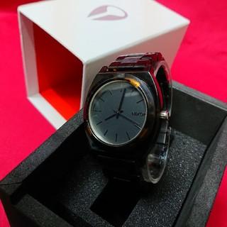 NIXON - NIXON【THE  TIME TELLER ACETATE】ニクソン腕時計