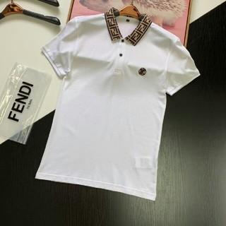 FENDI - 未使用!フェンディ「FENDI」 Tシャツ 襟付き