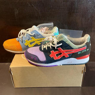 atmos - asics atmos sean wotherspoon GEL-LYTE Ⅲ