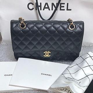 CHANEL - 正規品✨シャネル マトラッセ シングルフラップ チェーン ショルダーバッグ